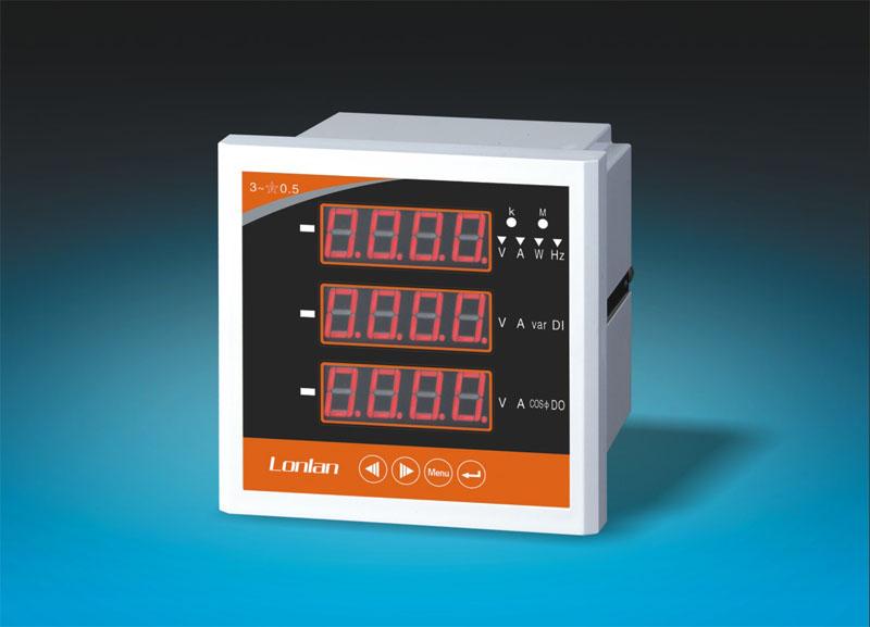 E series 多功能电力仪表在温州哪里可以买到、多功能数显电力仪表