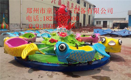 河南销量好的游乐设备鲤鱼跳龙门/公园游乐设施