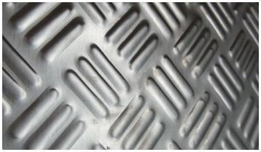 进口不锈钢花纹板日本不锈钢花纹板