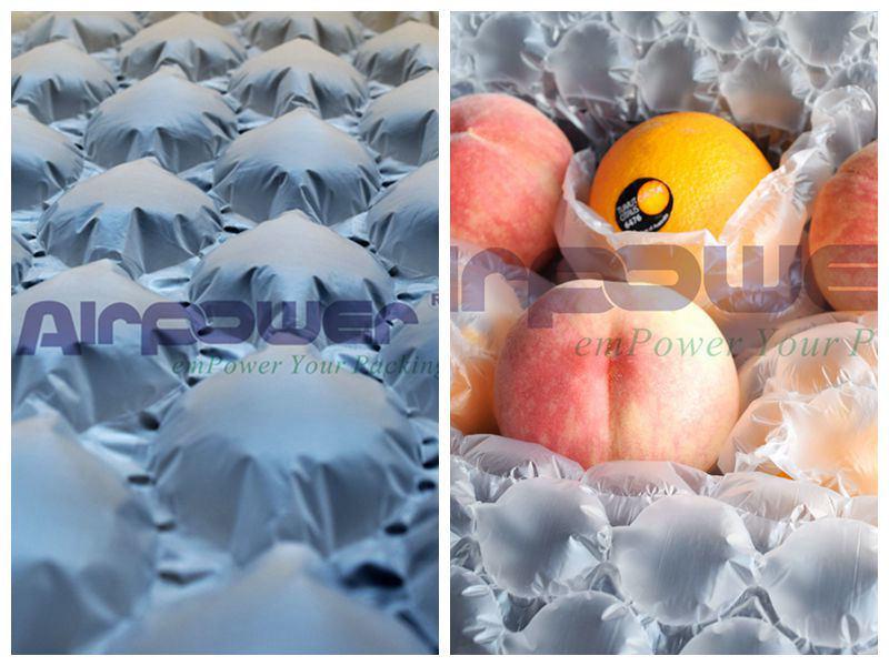 葫芦球缓冲气垫卷膜充气水果防震快递填充袋气泡粒生产青青青免费视频在线