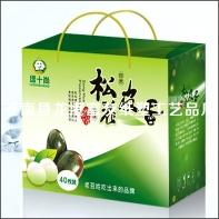 松花江的皮蛋包装礼品袋/造型美观的纸袋【富友包装