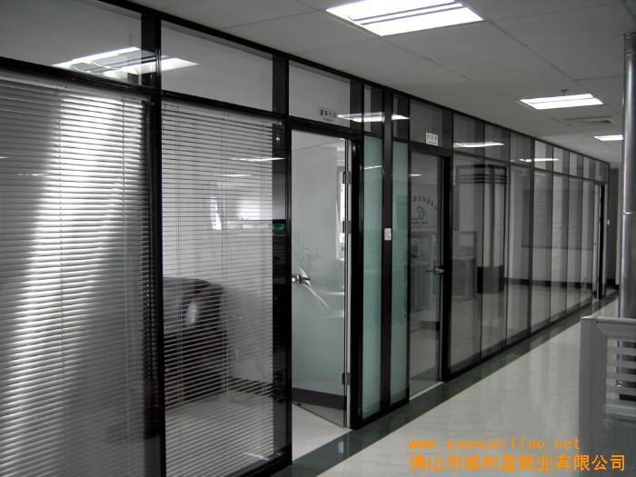 武汉知名的双层玻璃隔断价位、十堰双层玻璃隔断