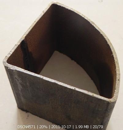 尉犁县生产椭圆钢管现货