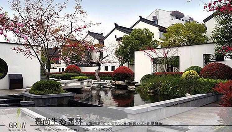 西安屋顶花园设计费想要购买高质量的屋顶花园找哪家