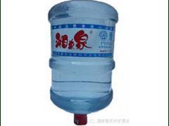 株洲饮用水品牌去哪找声誉好的湘东泉18.9升饮用纯净水供货商