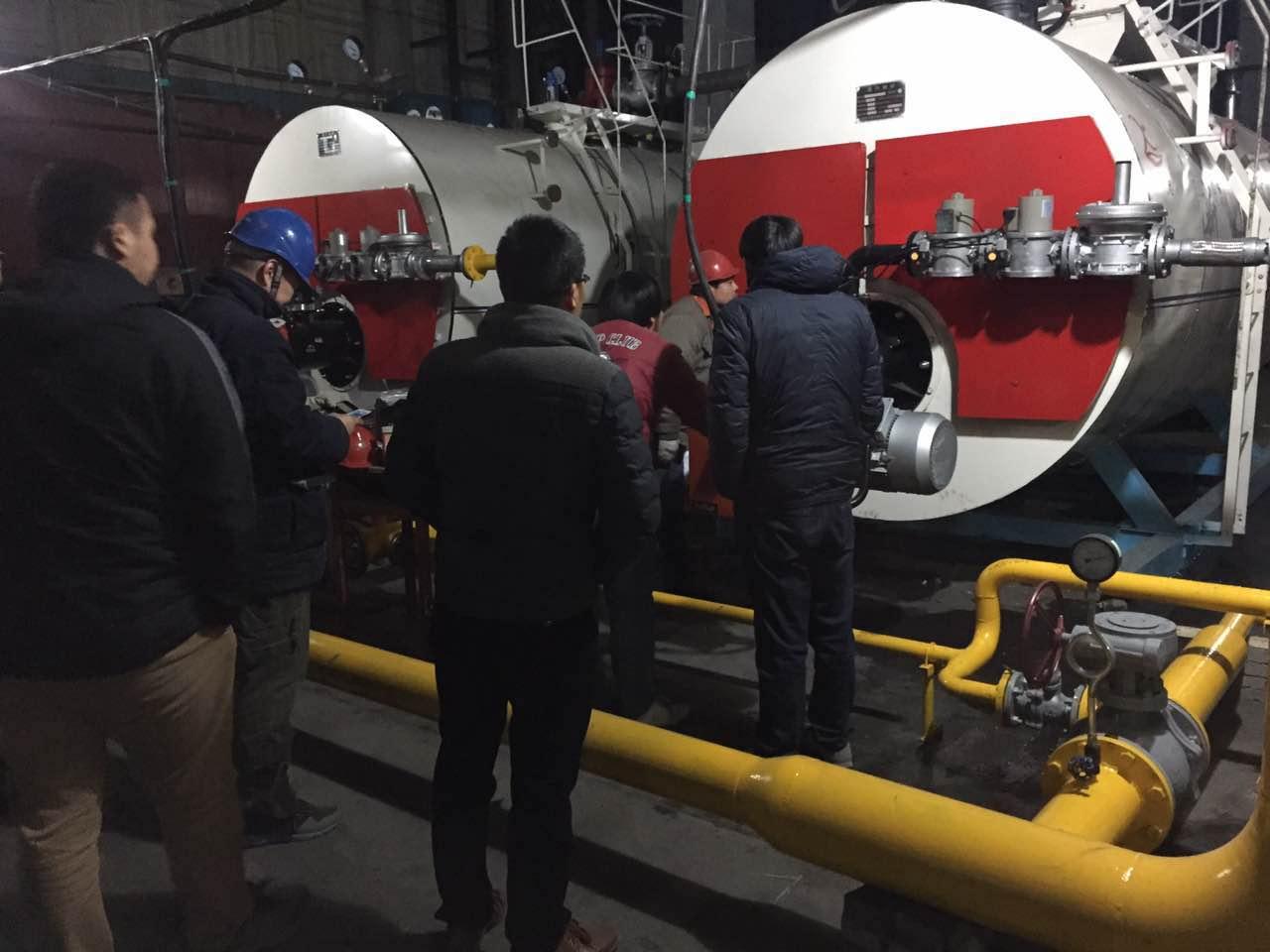 珠海市4吨天然气锅炉销售处