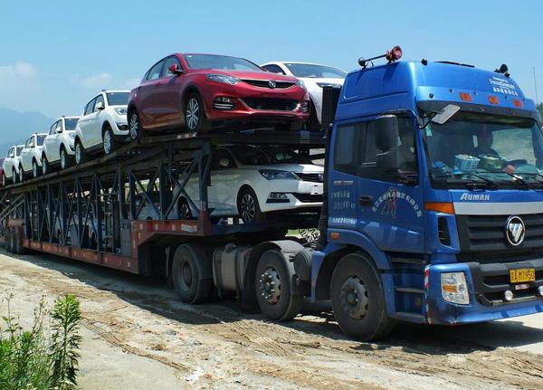 丹东到白银鸿运货运专线13120328938大件运输回程车