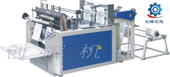 DFR-300X2.400X2电脑热封热切制袋机(双道)