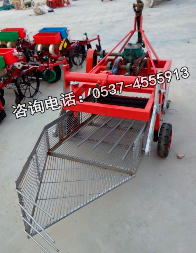 供小型农业机械 上海花生收获机