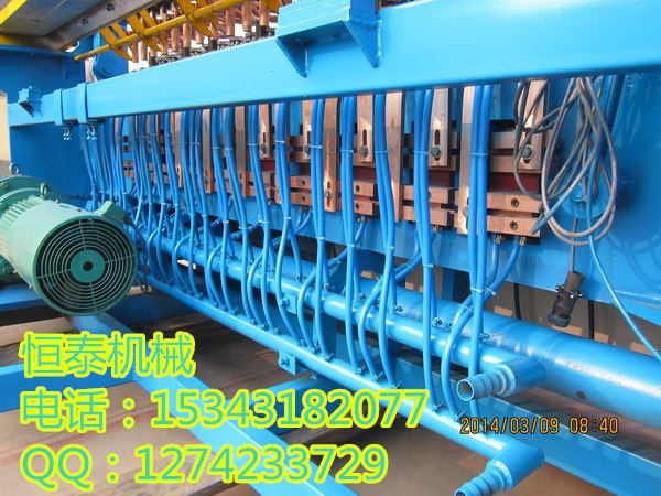 恒泰丝网机械专业供应自动落丝网片排焊机河南绵阳网片排焊机能好的网片排焊机
