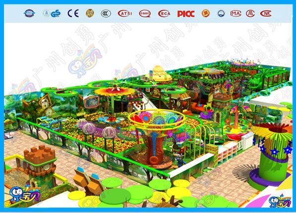 儿童主题乐园加盟方法