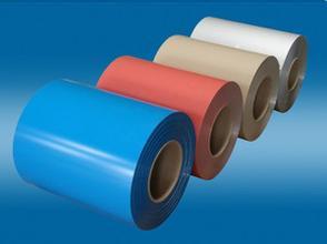 鹤壁宝涂碧蓝色自清洁彩涂板、宝涂氟碳彩涂板政策补贴
