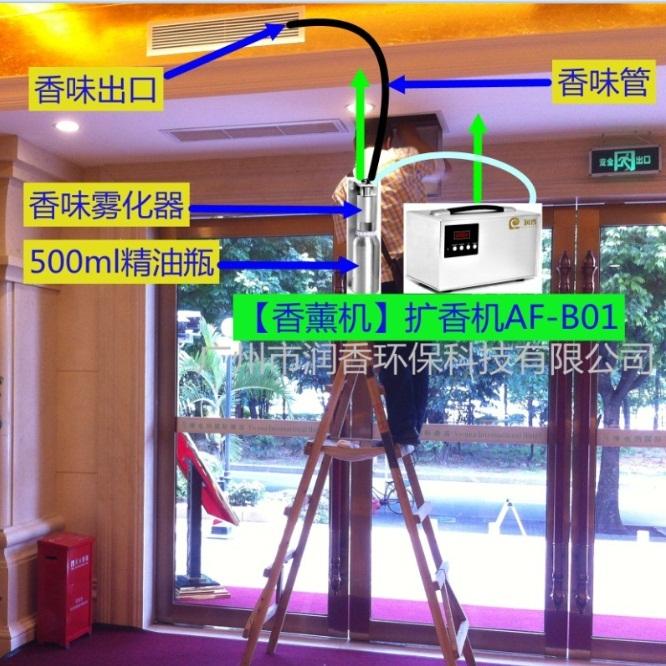 深圳酒店香氛系统-中外500强在用的深圳酒店香氛系统-润香牌酒店香氛系统