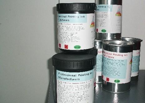 抗白电油PE油墨