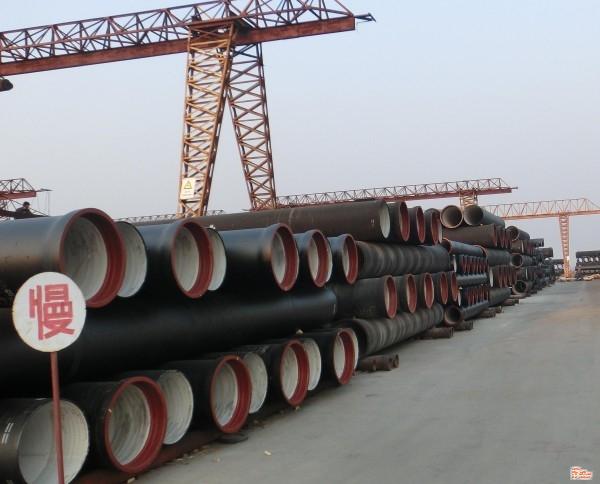 广西桂林球墨铸铁管广东球墨铸铁管厂家