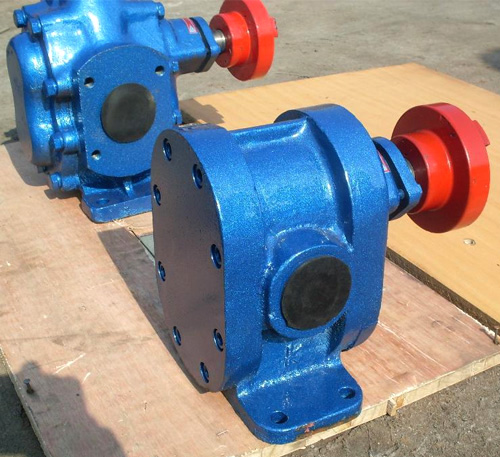 KCB齿轮泵的研发趋势是精度和可操控性