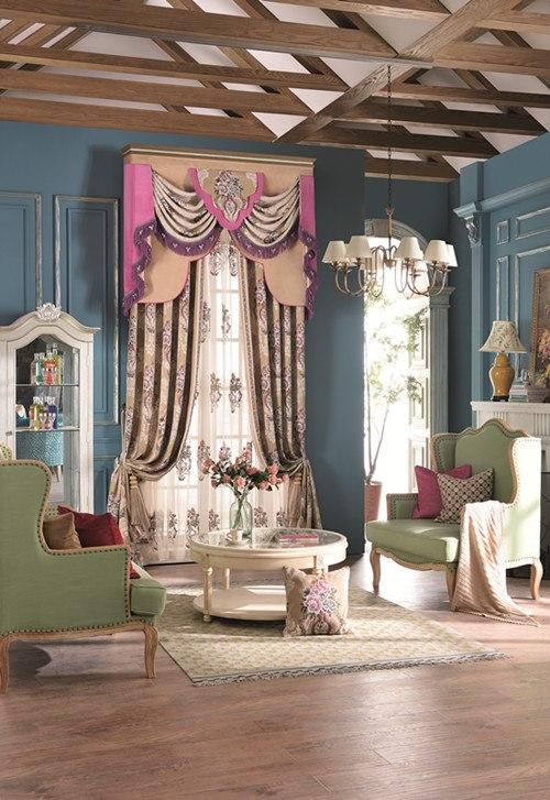 阿克苏欧式窗帘、热门欧式窗帘在乌鲁木齐火热畅销