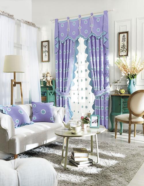 塔城简约型窗帘厂家想买实惠的简约型窗帘就到爱尚布艺