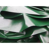 出口防水绿色涂塑帆布-涂塑帆布加工6.5元平方米
