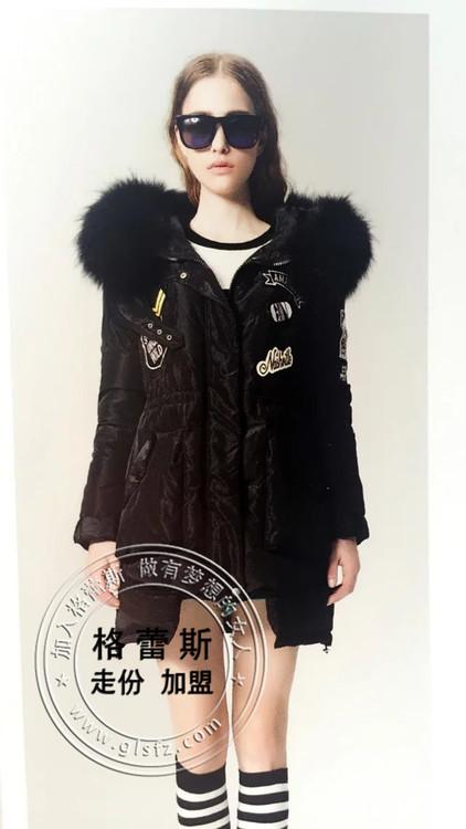 琲妮女装15年冬装新款、深圳格蕾斯女装折扣批发地索风格女装新款