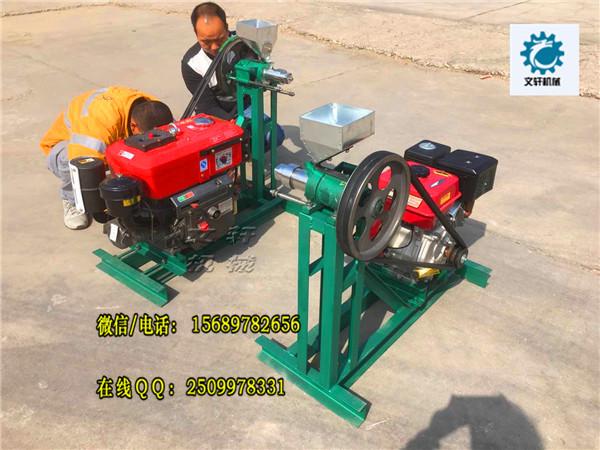 文轩休闲食品膨化机糖酥果膨化北京赛车官网小型膨化设备