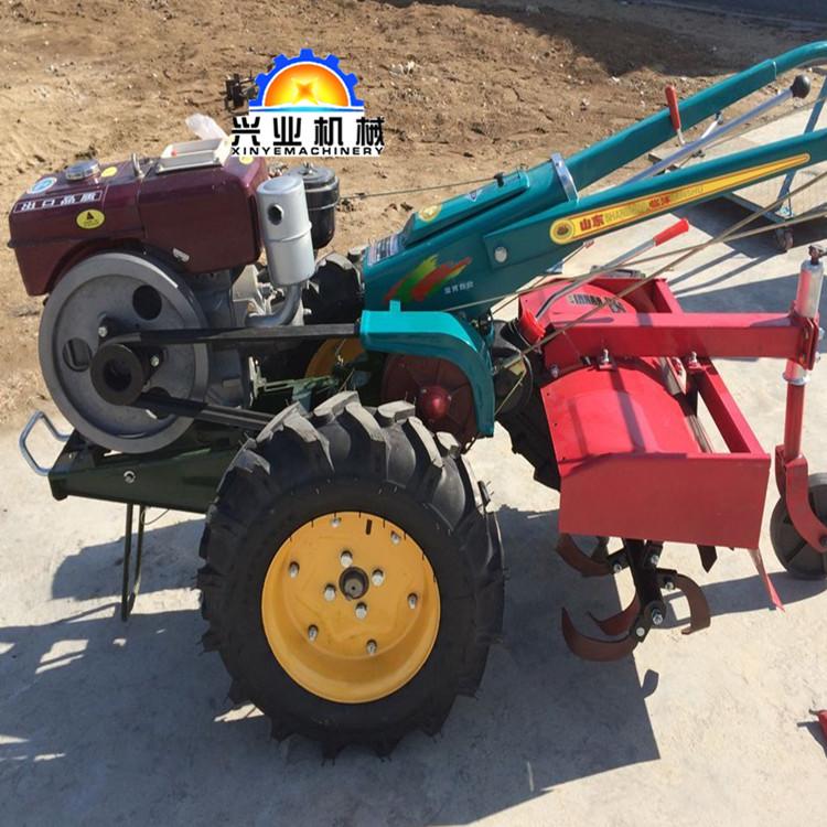 小型农业机械柴油机和龙大棚旋耕机