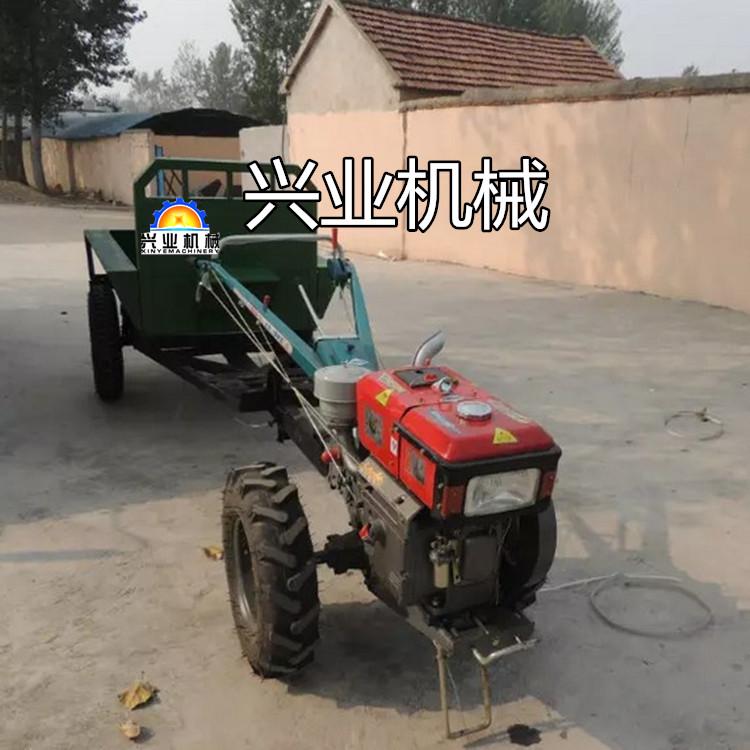 小型农业机械柴油机新郑汽油小型灭茬机价格