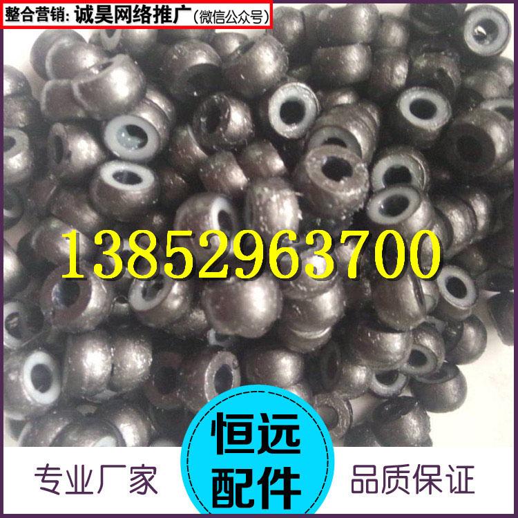 贯流风叶轴承胶座、模压工业橡胶制品厂家、机械橡胶配件定制加工