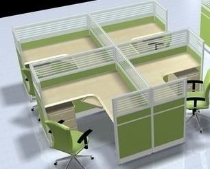 山东一流的屏风隔断生产厂家:加工定做办公桌椅