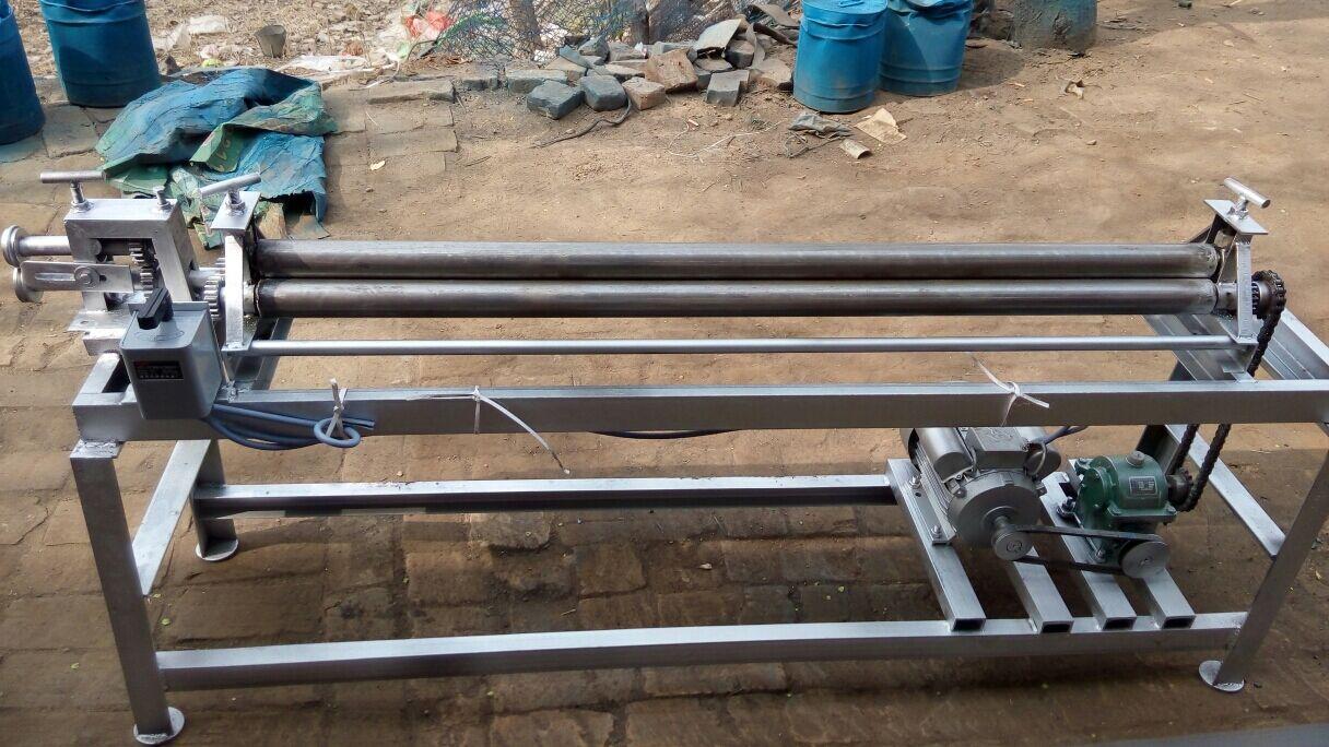 天津手动折弯机型号扎边机保温设备厂家