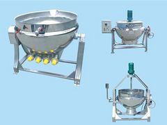 【】龙江压力容器制造畅销的蒸汽锅:临朐不锈钢夹层锅