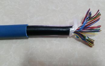 VZVZ-40芯仪表电缆HYAT充油通讯电缆KJYVP3仪表电缆