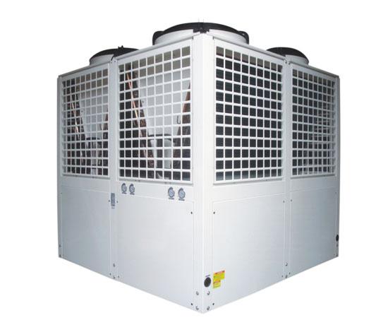 供应爱克热水热泵 大型空气源热泵机组