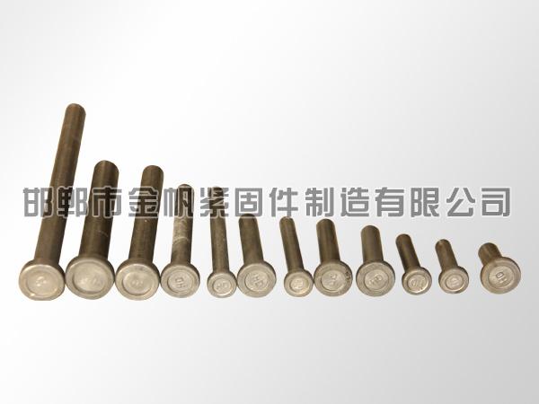 圆柱头焊钉公称直径介绍