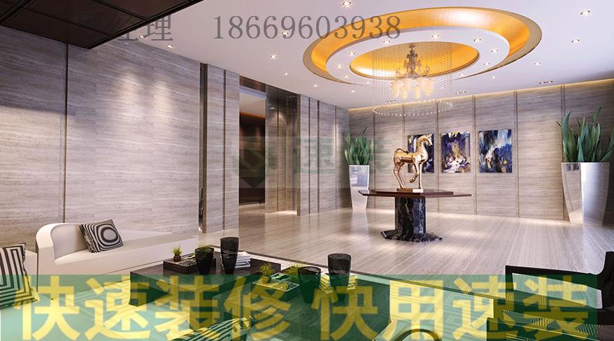 香港岛批发市场分析集成吊顶系列