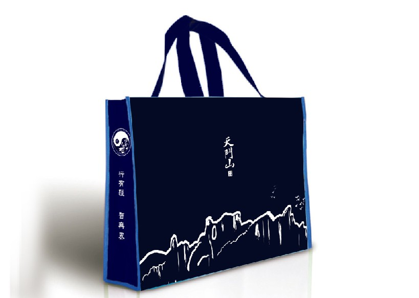 百盈环保袋厂供应同行中优质的立体袋 好的立体袋
