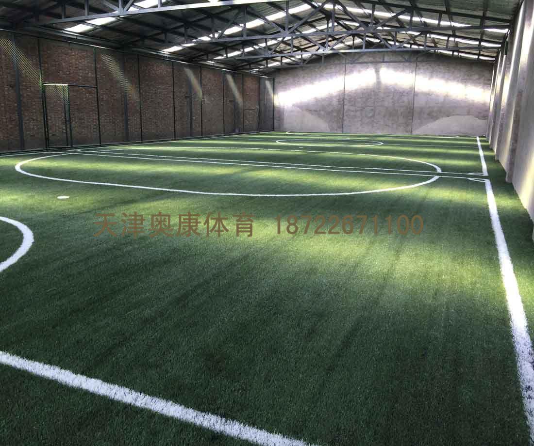 大武口区足球场塑胶草坪/足球场人造草坪施工