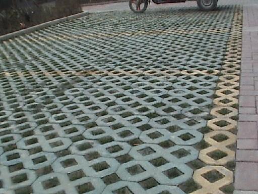 供应材质好的草坪砖、新区彩砖生产、兰州新区彩砖厂、中川宏远彩砖厂
