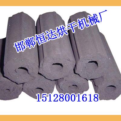 邯郸机制木炭恒达烘干机专业机制木炭批发