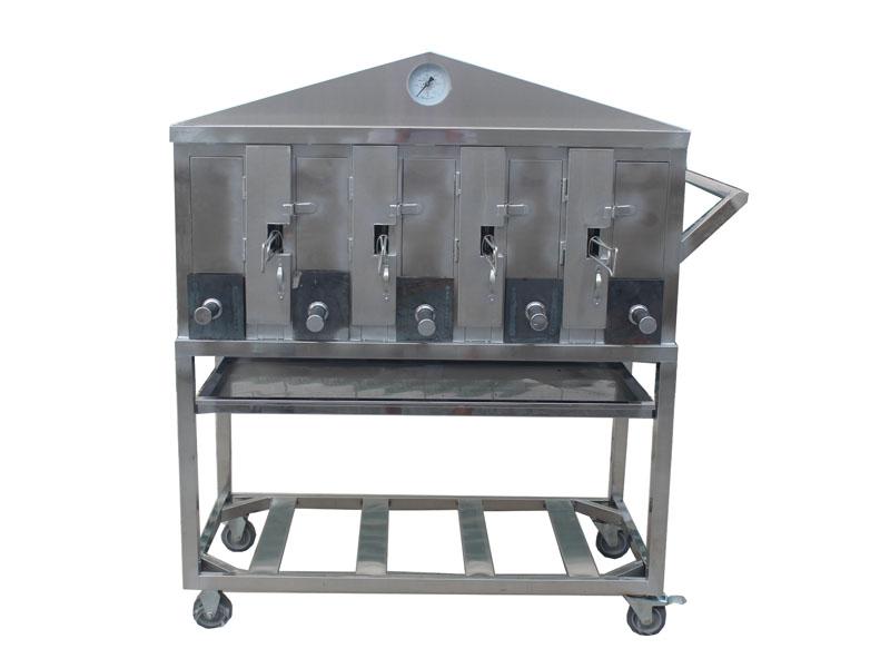 木炭烤鱼炉批发商欣祥瑞立式烤鱼炉批发,木炭烤鱼炉生产厂家