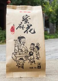 供应潍坊优惠的京御坊蜜麻花:青州京御坊小麻花