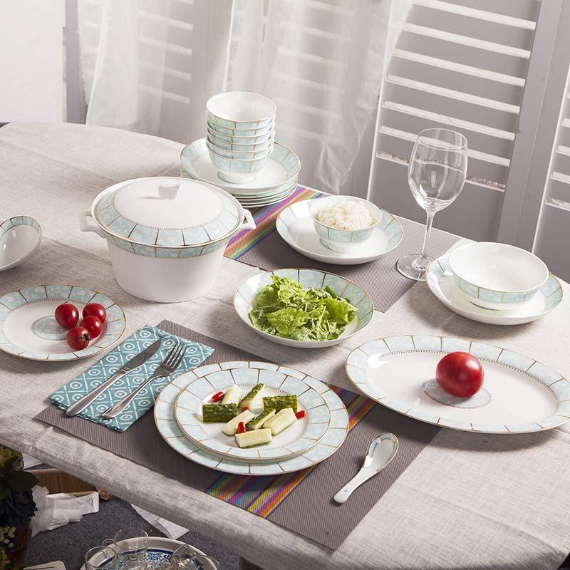 景德镇市合元陶瓷有限公司专业设计促销礼品餐具,5大实用配置选择,易