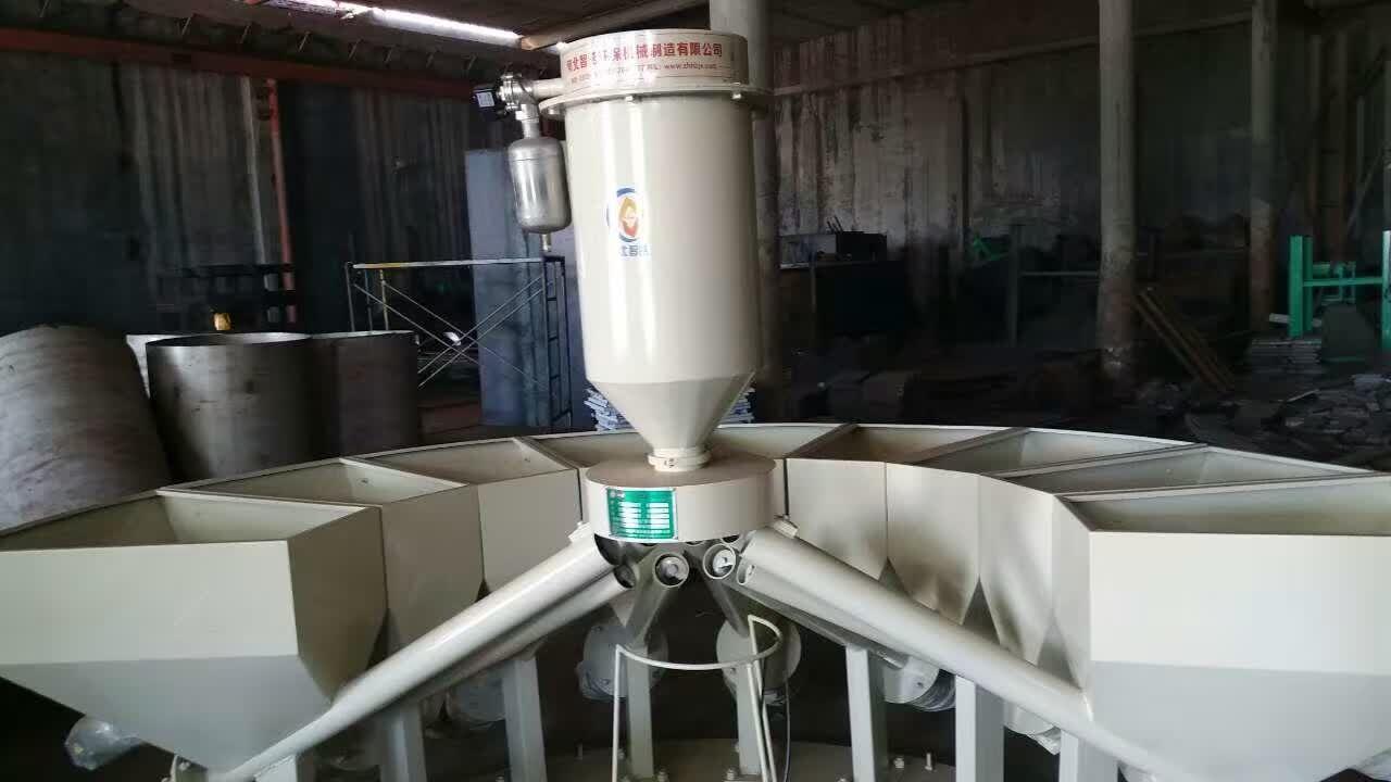 全自动化PVC辅料干粉混料机