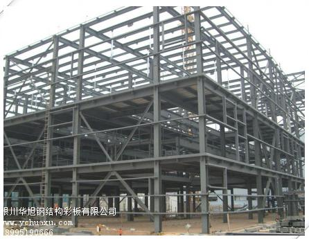 银川华旭钢结构彩板有限公司