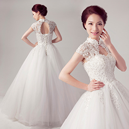 西宁婚纱礼服订制 就去柏拉图婚纱礼服