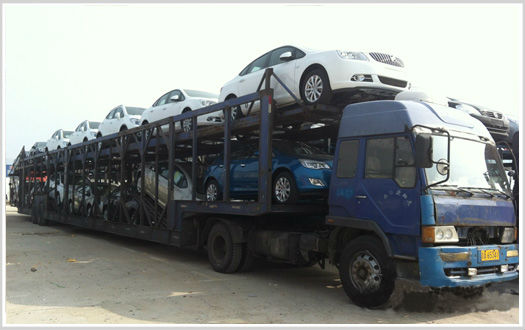 从哈尔滨到广州轿车托运天天装车欢迎来电