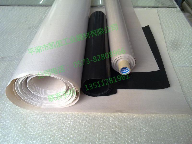 供应优质特氟龙耐高温漆布、铁氟龙高温布