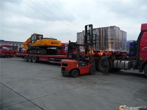 晋城到杭州货运专线运输13673973381成皇