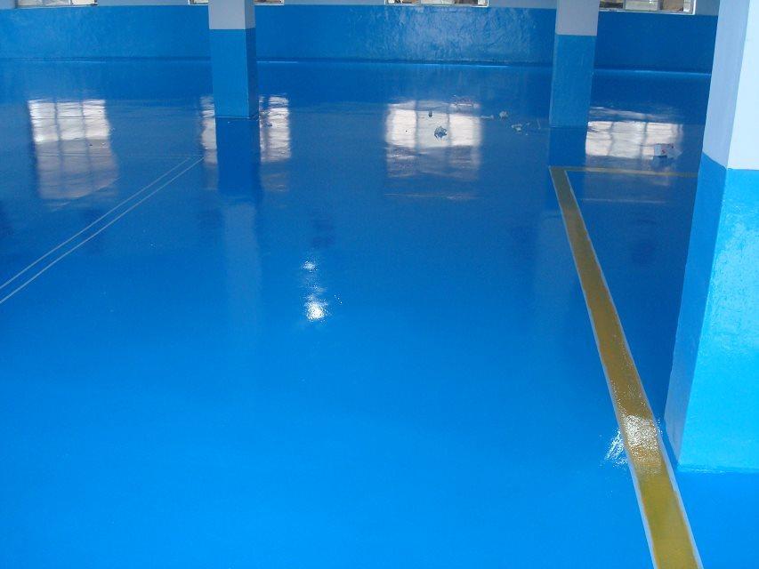 泰安莱芜水泥地坪漆施工价格及施工流程