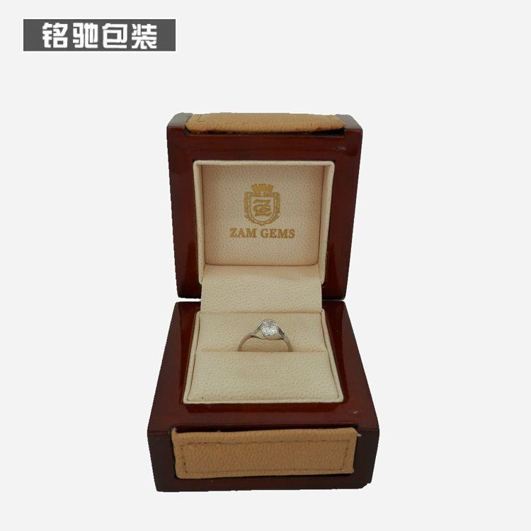 供应高档木质戒指盒、木质首饰包装盒